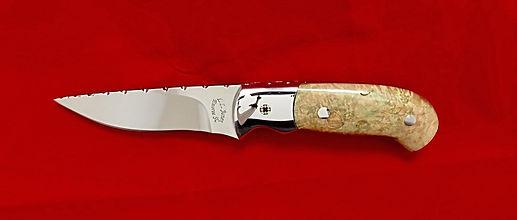 LL. Jones custom fixed hunter