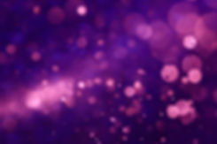 Purple bokeh abstract background caused