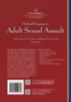 Medical Response to Adult SA Back Cover.