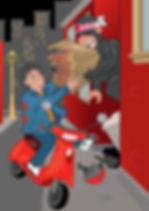 1st+Illustration+pizza+boy+and+monkey.jp