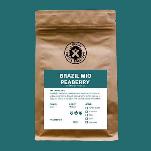Brazil Mio Peaberry (Red Honey)
