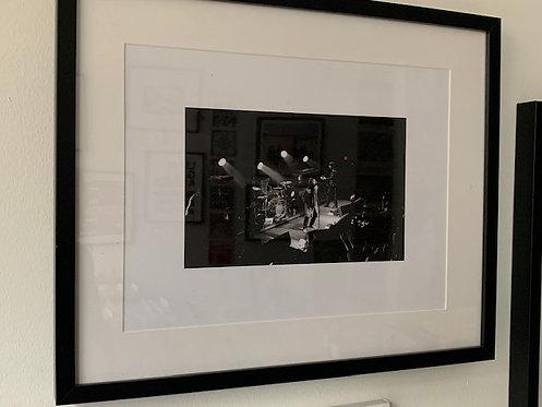 Beady Eye framed print