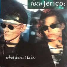 Then Jerico - What does it take