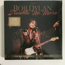 Bob Dylan BOX SET - Trouble No More