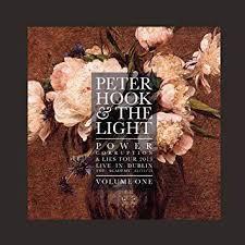 Peter Hook & the light - Power, corruption & lies tour 2013 Vol 2