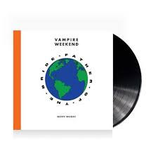 Vampire weekend - The father of the bride