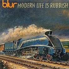 Blur - Modern life is rubbish