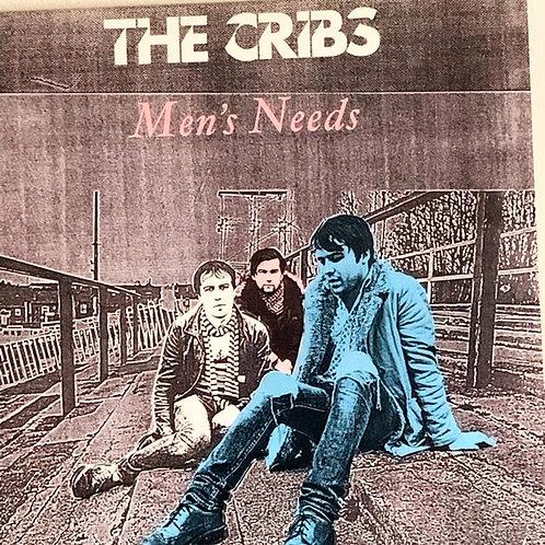 The Cribs - Men's needs