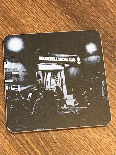 Brudenell Social Club Coaster