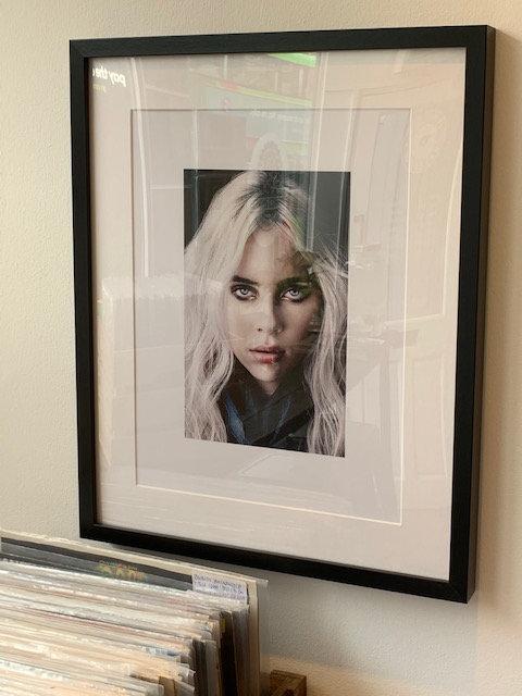 Billie Eilish print