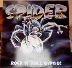 Spider - Rock 'n roll gypsies