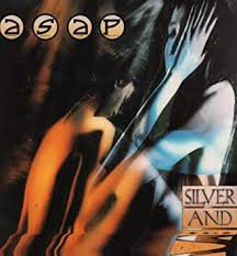 Adrian Smith and Project - Silver and gold