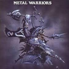 Metal warriors - Compilation