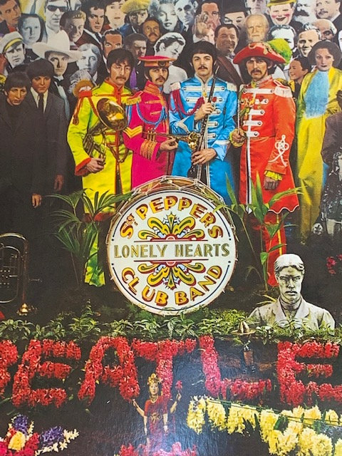 Beatles - Sgt Pepper's Lonely Heart club band