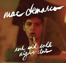 Mac Demaro - Rock and roll night club