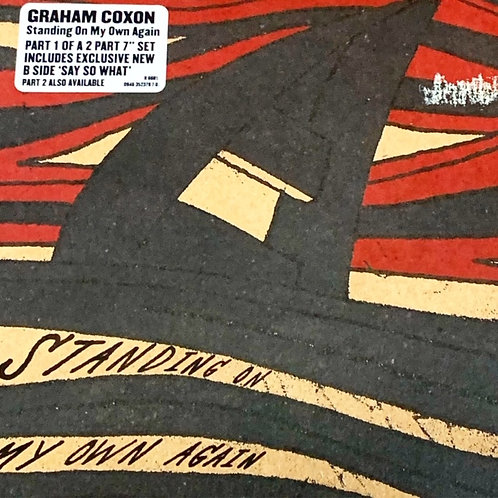 Graham Coxon - Standing on my own again