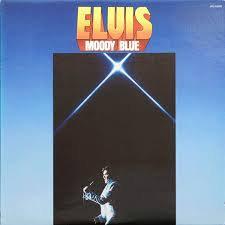 Elvis - Moody blue
