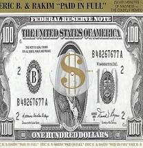 Eric B and Rakim - Paid in full