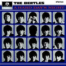The Beatles - A hard day's night (mono)