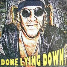 Done lying down - John Austin Rutledge