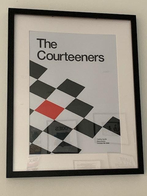 The Courteeners print