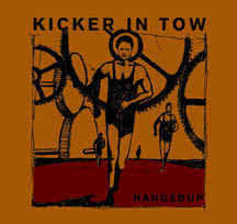 Kicker in tow - Hanged up