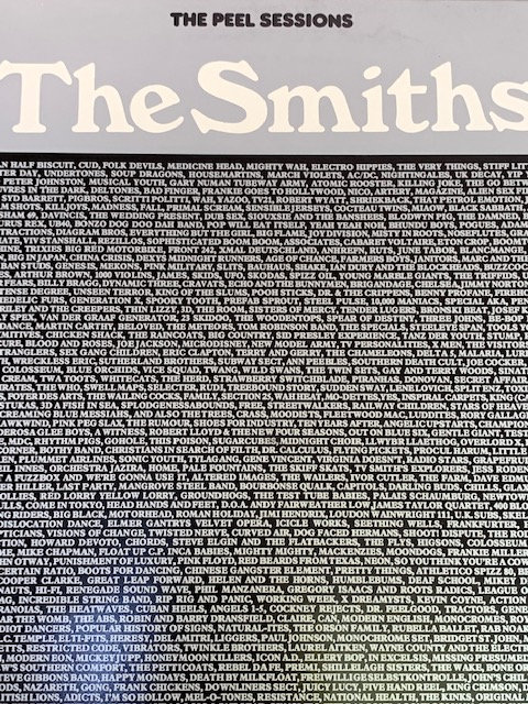 The smiths - The peel sessions