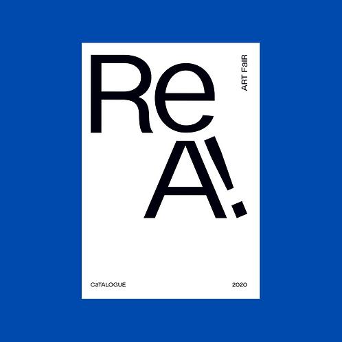 ReA! Art Fair Exhibition Catalogue