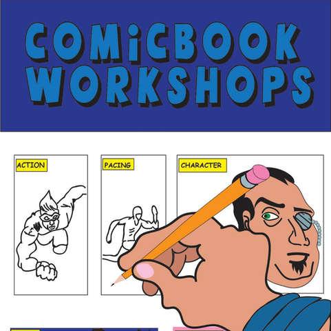 comicbook workshops