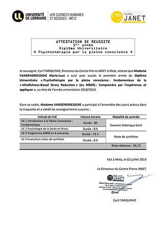 attes-reussite-DU-Pleine Conscience-2018