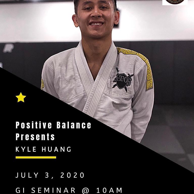 Kyle Huang Seminar