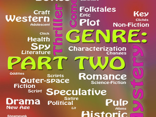 ARTICLE #5 - Genre – Part Two