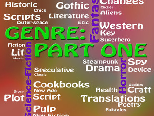 ARTICLE #4 - Genre – Part One