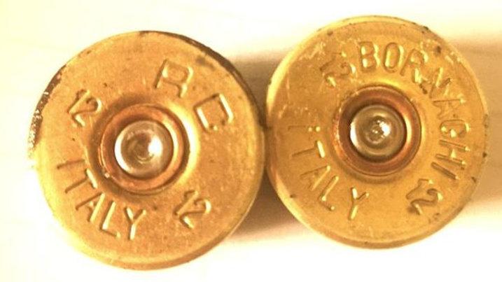 Shotgun Cartridge Fridge Magnets Pack of 4