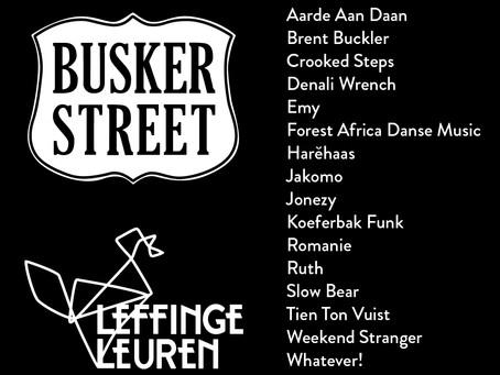Busker Street 2018