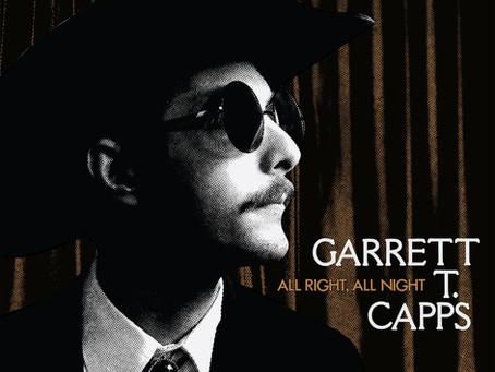 Nieuwe plaat Garrett T. Capps