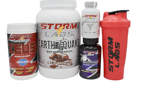 The Protein Stack