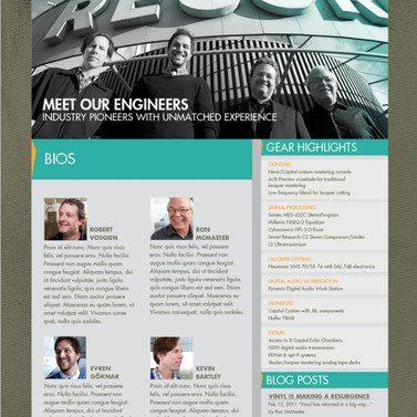 Meet the Engineers