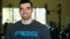 Alex Keller, co-founder of AB's Fitness, personal trainer located in Pflugerville, TX.