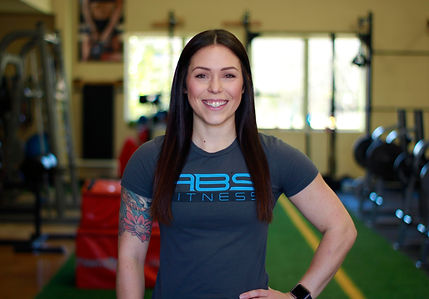 Farrah Kugman, personal trainer located in Pflugerville, TX.