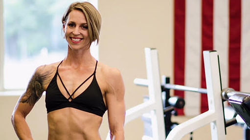 Emily Talley, personal trainer located in Cedar Park, TX.