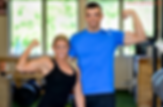 Alex Keller & Beth Carr, founders of AB's Fitness