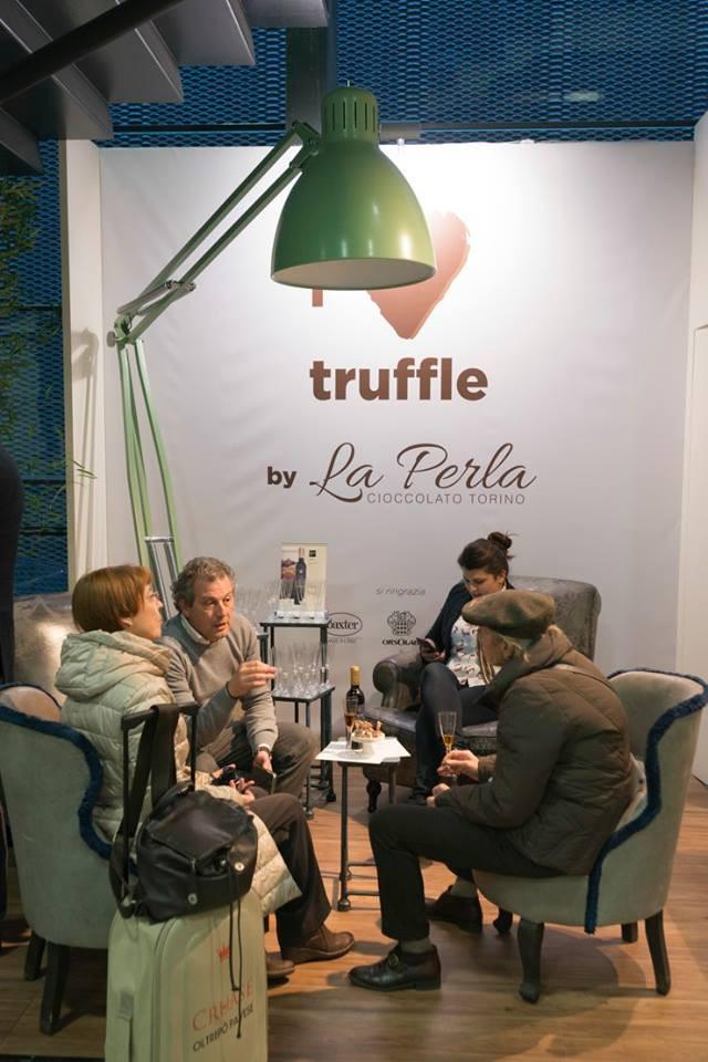 Salon du Chocolat, Milano