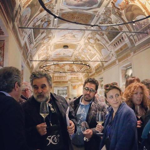 50 anni DOC Erbaluce e Carema, con il giornalista Marco Mangiarotti, Castello di Parella