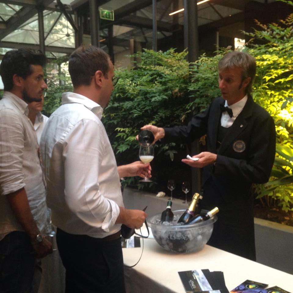 Degustazione durante EXPO 2015, Hotel Manin Milano