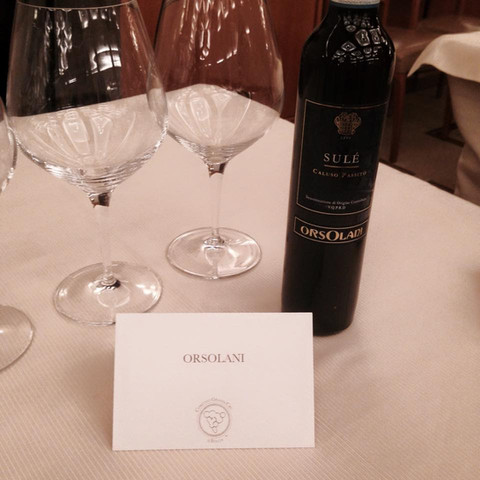 Degustazione Grandi Cru d'Italia, Four Season, Milano