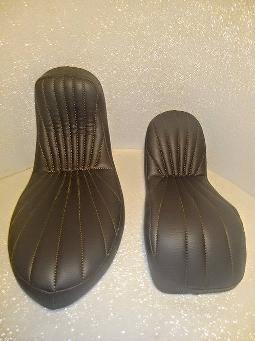 Two piece seat for Radial Fender