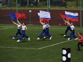 Всероссийский фестиваль дворового спорта стартовал в Волхове