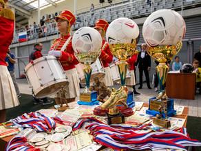 В Ленинградской области пройдет фестиваль дворового футбола