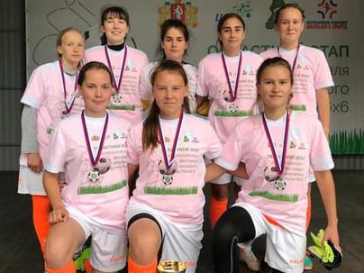 В Свердловской области прошел региональный этап Всероссийского фестиваля дворового футбола